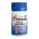 Kidz Minerals - Cough & Cold Relief