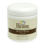Henna Medium Brown - Chestnut