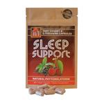 Sleep Support Tart Cherry Skins & L-Theanine Capsules