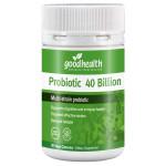 Probiotics 40 Billion