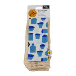 Organic Cotton Produce Bags - Blue Vessels