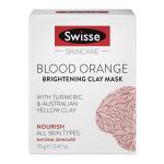 Blood Orange Brightening Clay Mask