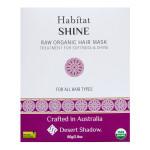 Shine Shadow Raw Organic Hair Mask
