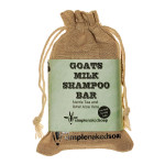 Goats Milk Shampoo Bar - Nettle Tea & Aloe Vera
