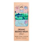 Beeswax Wraps - Ocean Love
