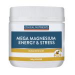 Mega Magnesium Energy & Stress
