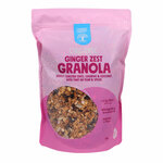 Organic Ginger Zest Granola