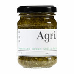 Fermented Green Chilli Paste
