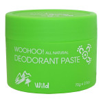 Deodorant Paste - Wild Extra Strength