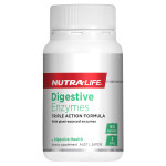 Digestive Enzymes - Triple Action Formula