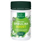 Organic Spirulina Boost Capsules