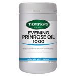 Evening Primrose Oil 1000mg - Cold pressed