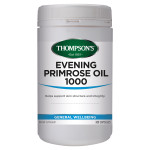 Evening Primrose Oil 1000mg - Cold pressed