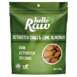 Activated Chili & Lime Almonds