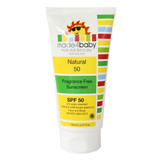 Natural Fragrance Free Sunscreen SPF 50+