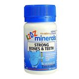 Kidz Minerals - Strong Bones & Teeth