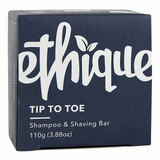 Tip To Toe - Shampoo & Shaving Bar