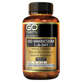 Go Magnesium 1-A-Day 500mg