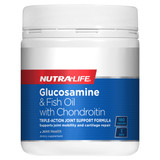 Glucosamine & Fish Oil with Chondroitin