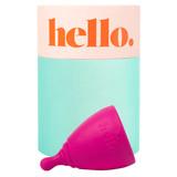 Hello Cup Fuschia Large