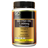 Go Fish Oil 1,000mg Odourless