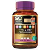 GO Kids Teeth & Bone Calcium Plus