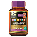 GO Kids Vitamin C Blackcurrant