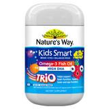 Kids Smart Fish Oil Trio