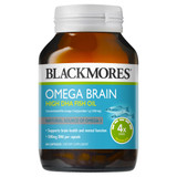 Omega Brain High DHA Fish Oil