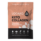 Keto Collagen Chocolate Peanut Butter