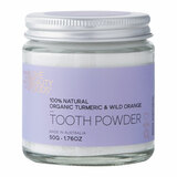 Turmeric & Wild Orange Natural Tooth Powder