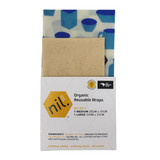 Beeswax Food Wraps - Blue Vessels