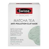 Matcha Tea Anti-Pollution Clay Mask