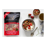 Strawberry & Pistachio Breakfast Mix