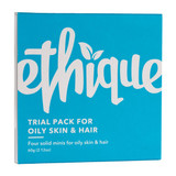 Trial Pack for Oily Skin & Hair