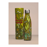Flora Aotearoa Stainless Steel Water Bottle - Laura Shallcrass