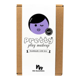 Deluxe Nancy Purple Pretty Play Makeup Box