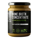 Bone Marrow Broth Lemon & Herb