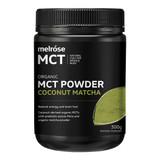 MCT Powder Coconut Matcha