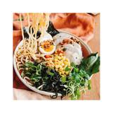 Chicken Bone Broth Miso Ramen