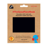 The Good Facemask - Adult Black