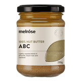 ABC Nut Butter Spread