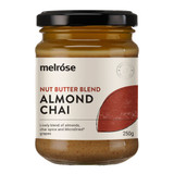 Almond Chai Nut Butter
