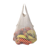 Organic Cotton String Bag with Short Handle