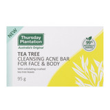 Tea Tree Cleansing Acne Bar For Face & Body