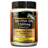Go Fish Oil 1,500mg Odourless