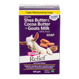 Shea Butter Soap with Cocoa Butter & Goat's Milk