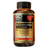 Go CoQ10 400mg One-A-Day