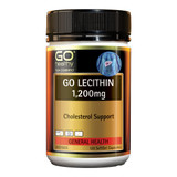Go Lecithin 1,200mg - Cholesterol Support