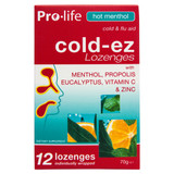 Cold-Ez Lozenges - Individually Wrapped